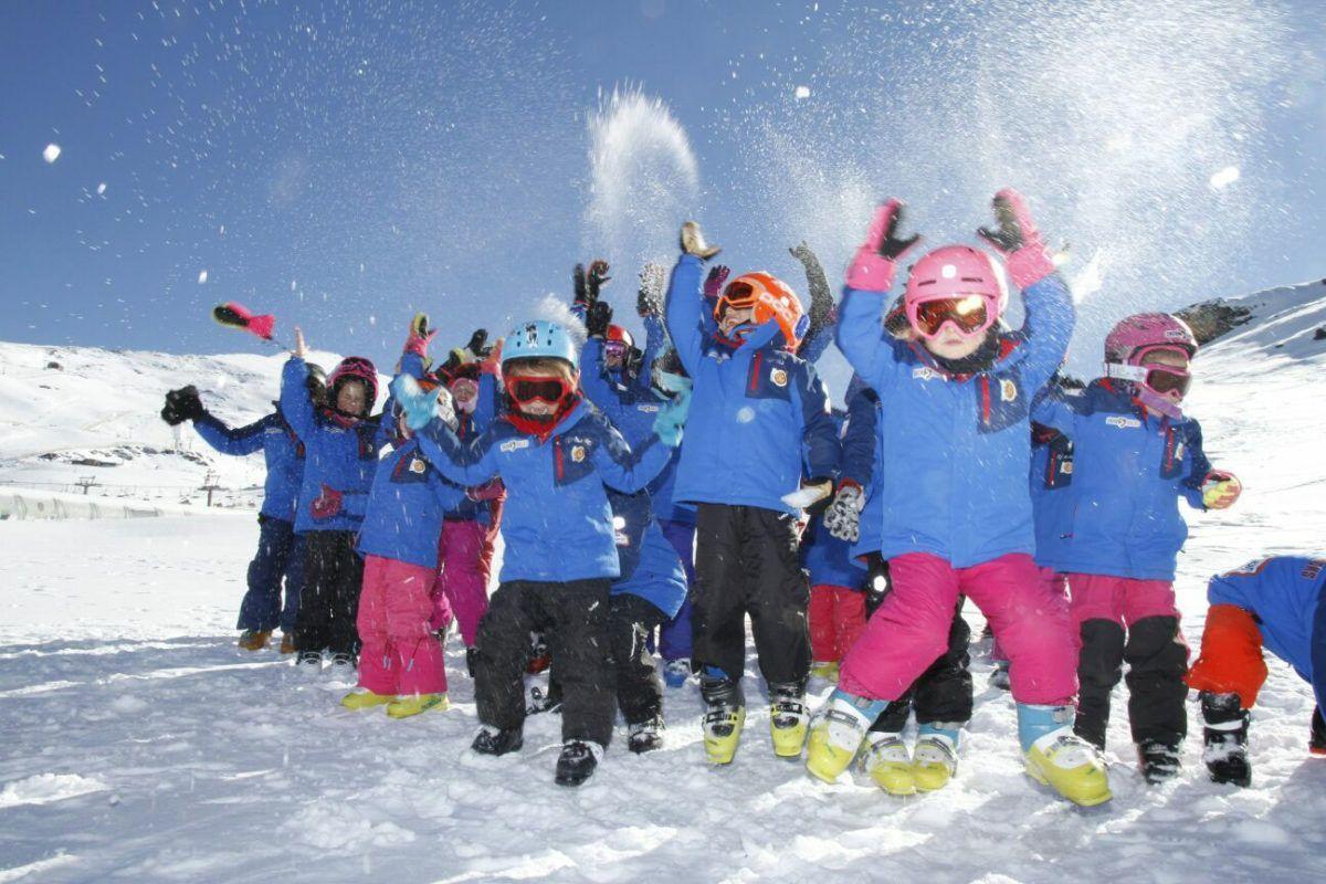 vacaciones de ski