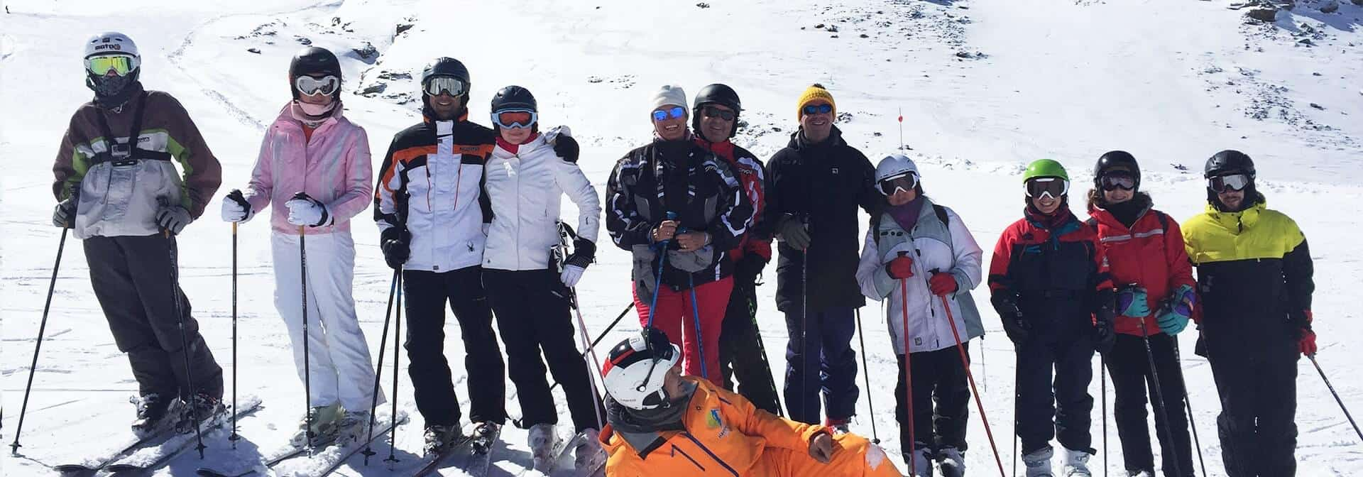 cursillos de ski en sierra nevada